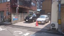 城東町三丁目月極駐車場