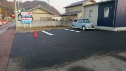 上原貸駐車場(3)
